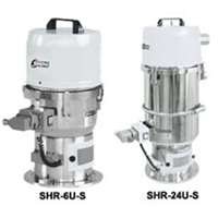 Central Vacuum Receivers