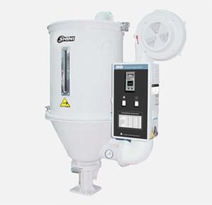 Stainless steel hot air hopper dryer