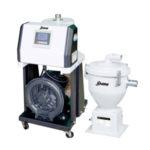 plastic processing equipment - single vaccum hopper loader