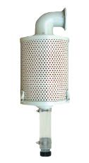 Air Filter for energy Efficient Hopper Dryer