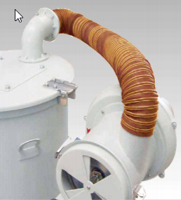 Hot Air Recycler for SEHD from Shini USA