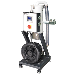 plastic process equipment - mini central loading system